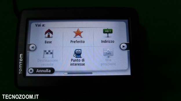 TOMTOM VIA 130 home