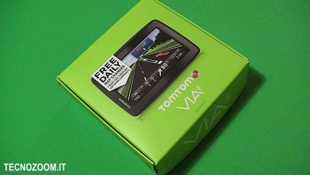 TOMTOM VIA 130 scatola