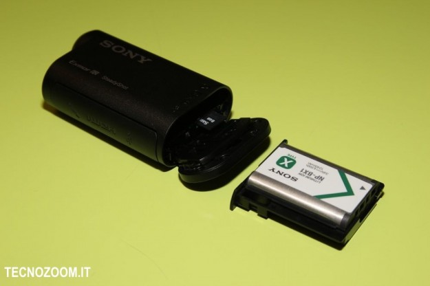 Sony AS15 batteria out