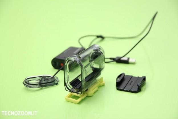 Sony AS15 confezione acquisto