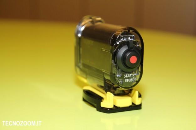Sony AS15 pulsante retro