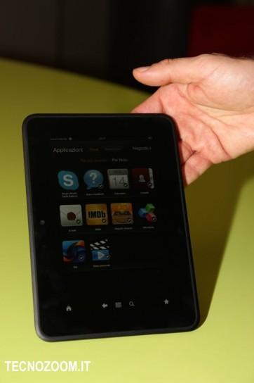 Amazon Kindle Fire HD applicazioni