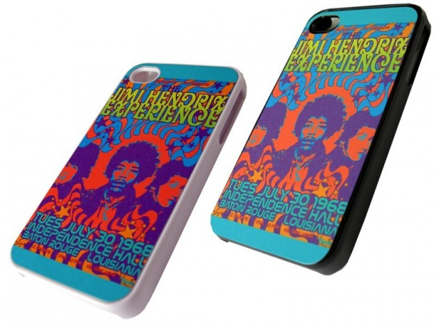 Cover iPhone 5 Jimi Hendrix