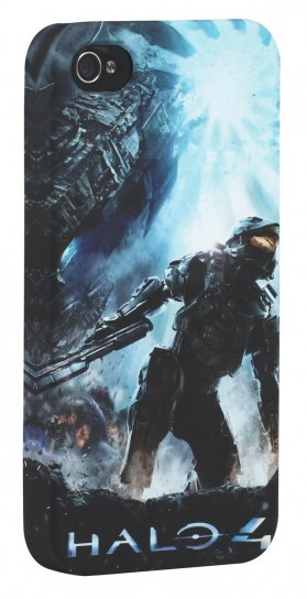 Cover iPhone 5 Halo 4