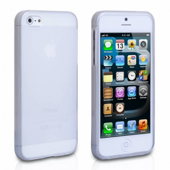 Cover iPhone 5 Silicone