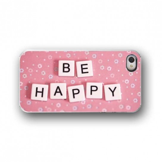 Cover iPhone 5 happiness