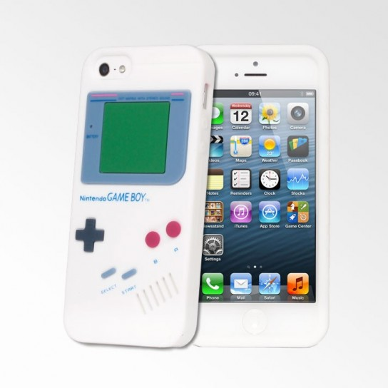 Cover iPhone 5 Game Boy