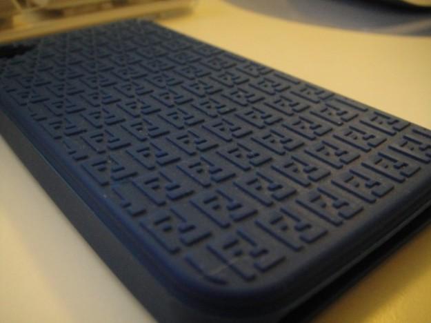 Cover iPhone 5 Fendi