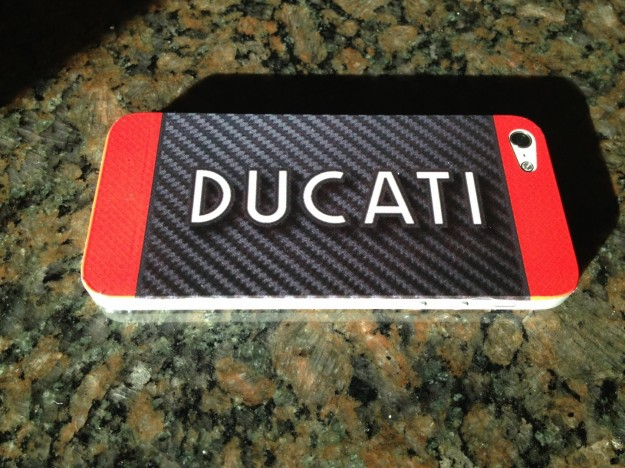 Cover iPhone 5 Ducati