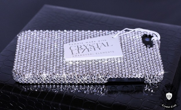 Cover iPhone 5 Strass