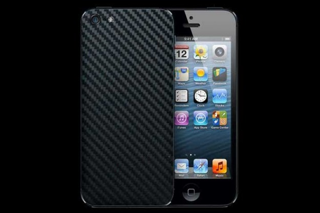 Cover iPhone 5 Carbonio