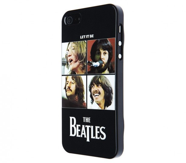 Cover iPhone 5 Beatles