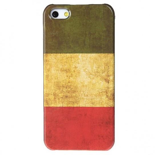 Cover iPhone 5 bandiera Italia