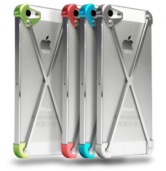 Cover iPhone 5 Alluminio