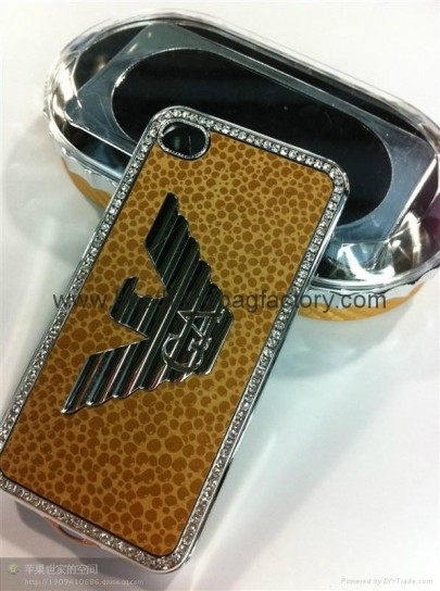 Cover iPhone 5 Armani