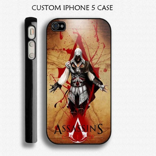 Cover iPhone 5 Assansin's Creed