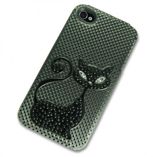 Cover iPhone 5 Gatto