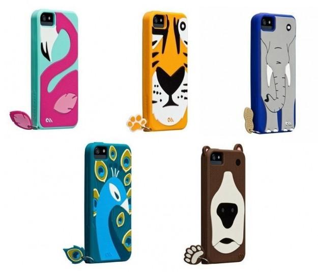 Cover iPhone 5 con Animali