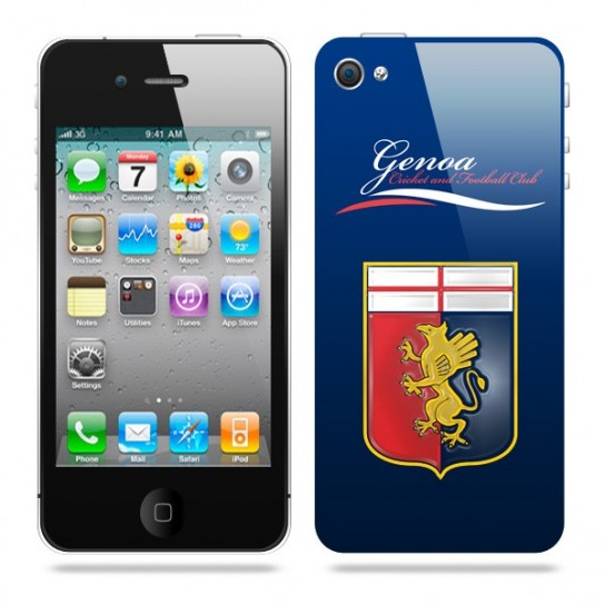 Cover iPhone 5 Genoa