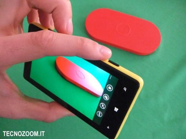 Nokia Lumia 820 fotocamera