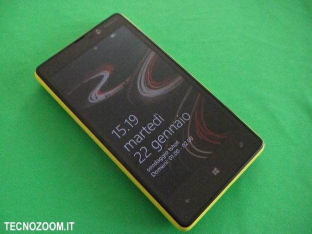 Nokia Lumia 820 sblocco