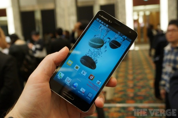 LG Optimus G Pro nero