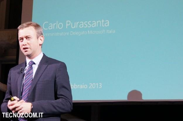 Microsoft Surface Carlo Purassanta