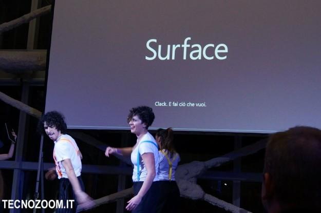 Microsoft Surface serata