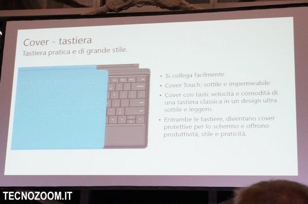 Microsoft Surface tastiera