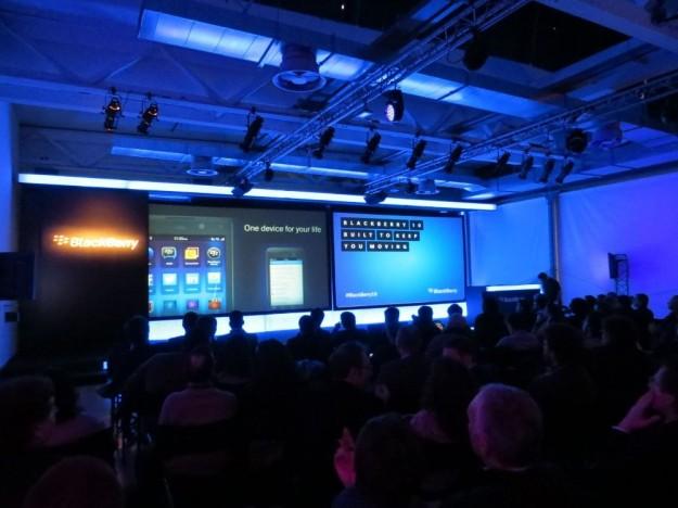 Blackberry 10 presentazione