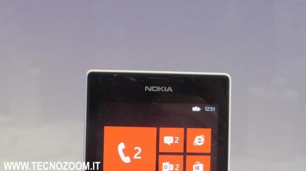 Nokia Lumia 520 altoparlante