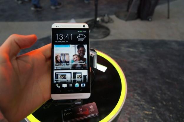 HTC One anteprima