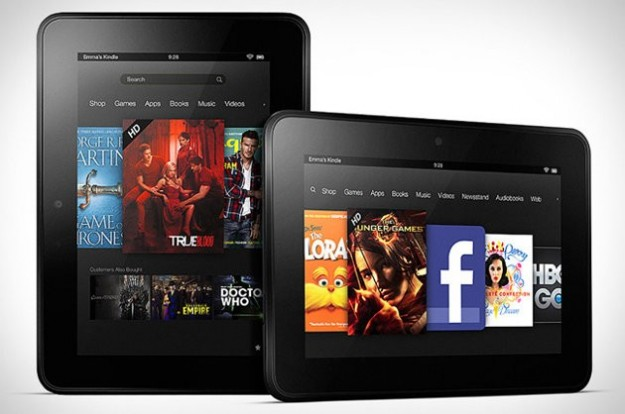 Kindle Fire HD da 8.9&#8243; in Italia da 269 euro [FOTO]