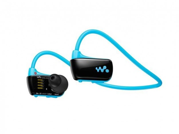 Sony Walkman W273: test dell&#8217;MP3 che resiste all&#8217;acqua
