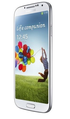 Samsung Galaxy S4 versione bianca