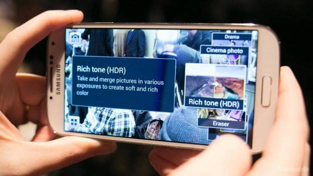 Foto HDR con Galaxy S4