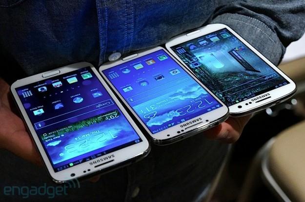 Qualità schermo Samsung Galaxy S4 vs Samsung Galaxy S3