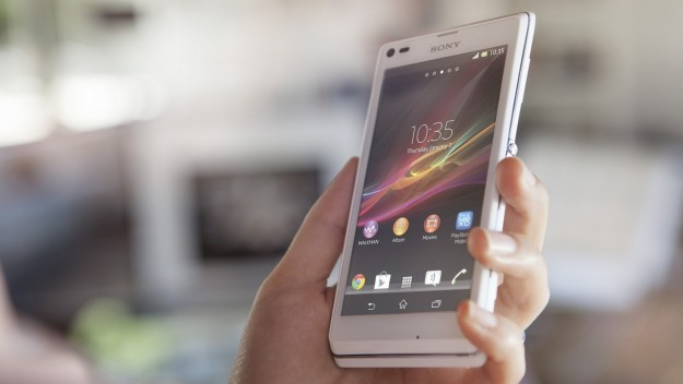 Sony Xperia L Hands On