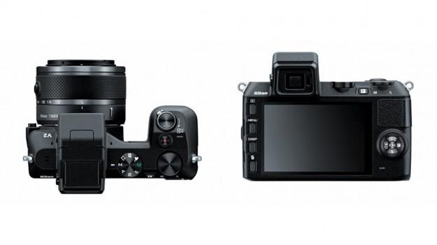 Nikon 1 V2 collage
