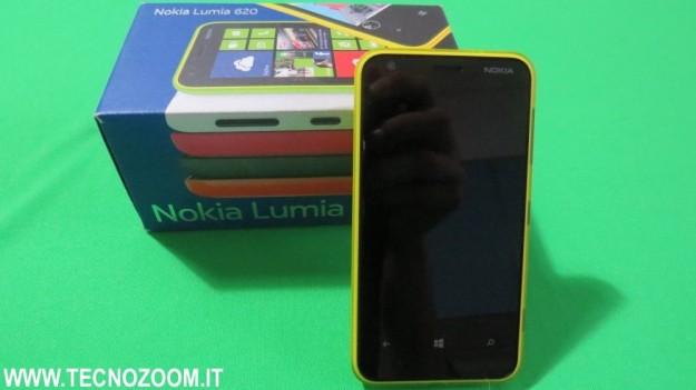 Nokia Lumia 620 recensione