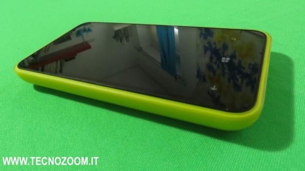Schermo lucido touchscreen