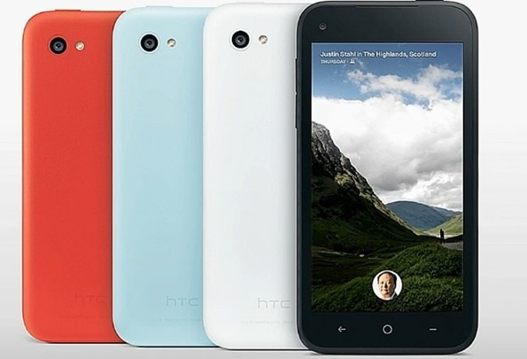 HTC First con Facebook Home: le caratteristiche tecniche [FOTO]