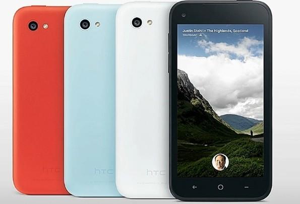 HTC First con Facebook Home: le caratteristiche tecniche [FOTO]