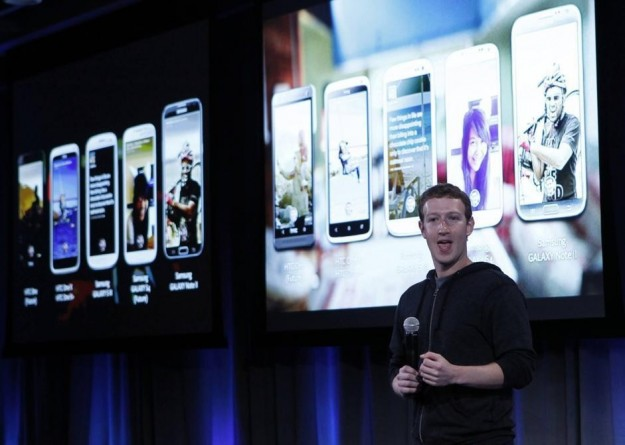 Facebook svela l'app HOme