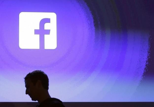 Zuckerberg durante la presentazione