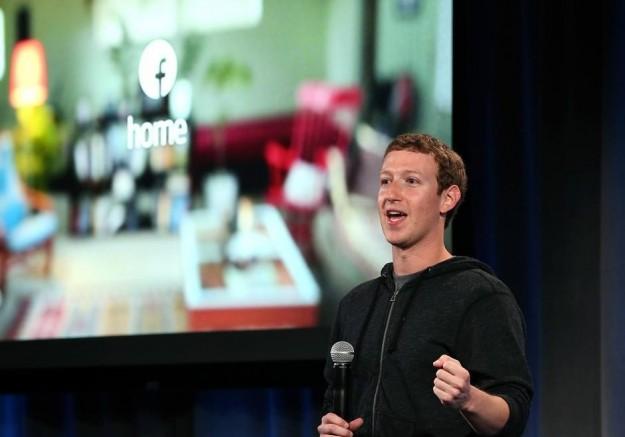 Facebook Home presentazione