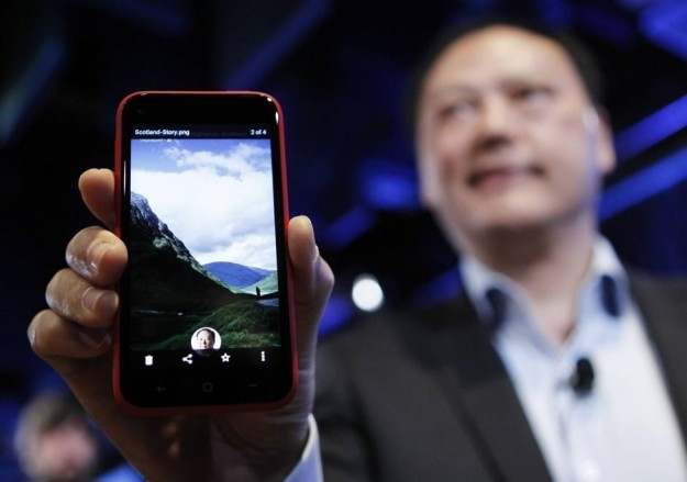 HTC First hands on
