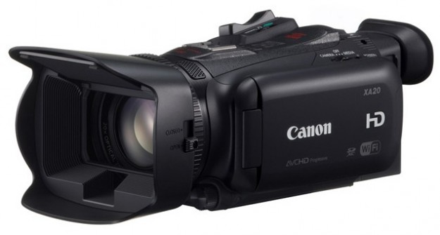 Canon Legria HF G30: ideale per videomaker [FOTO]