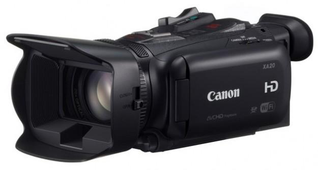 Canon Legria HF G30: ideale per videomaker [FOTO]