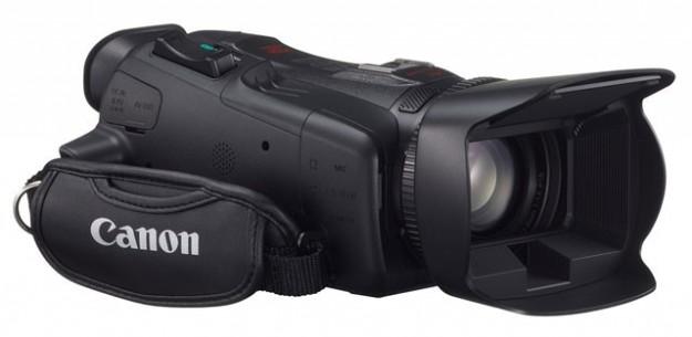 Canon Legria HF G30 lato destro